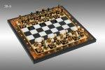 Шахматы малые из яшмы (основное фото).